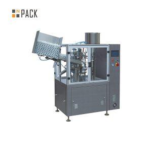 Tätningsmaskin för plastplaströr för kosmetika
