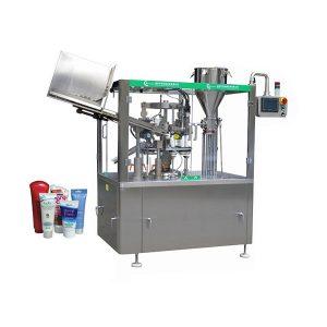 Automatisk fyllning och tätningsmaskin för mjuk hudsalva