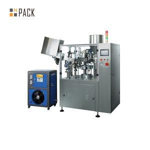 Automatisk tätningsmaskin för mjuka rörmaskiner