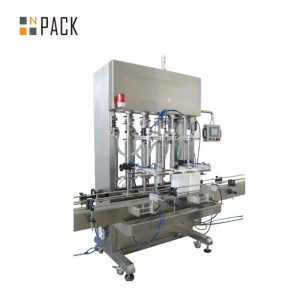 Automatisk flytande påfyllningsmaskin för smörjolja
