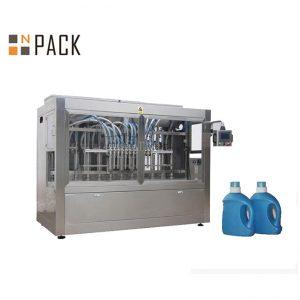 blekmedelsyrande frätande maskin