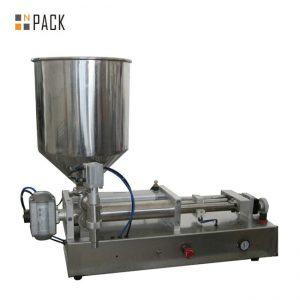 Costomic 2 Heads Semi Automatic Acids Liquid Filling Machine