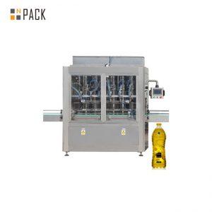 automatisk motor motor olja husdjursflaska fyllning kapning maskin med GMP certifikat