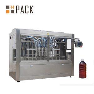 Automatisk påfyllningsmaskin för matolja sås sylt sylt honung påfyllning maskin