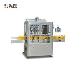 Automatisk fyllnadsbehållare för burkar / 5 gallon tvättkapningsmaskin