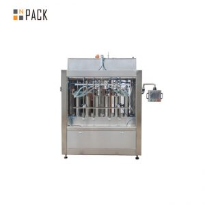Tillverkningsanläggning Automatisk 5-liters smörjolja / påfyllningsmaskin